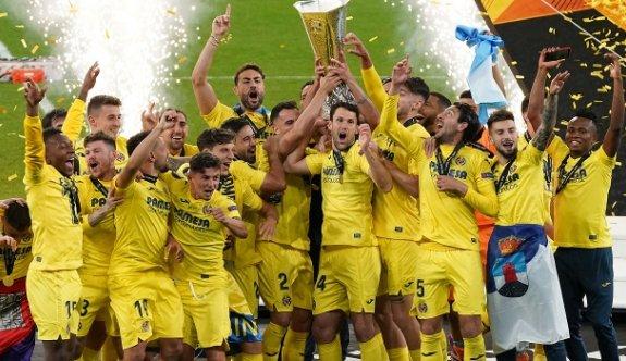 Avrupa Ligi şampiyonu Villarreal
