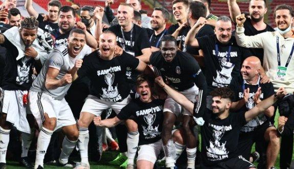 Beşiktaş'ın 16. şampiyonluğu