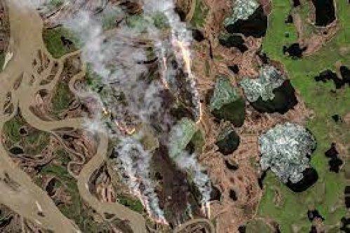 Bilim insanlarından önemli uyar; Zombi yangınlara dikkat