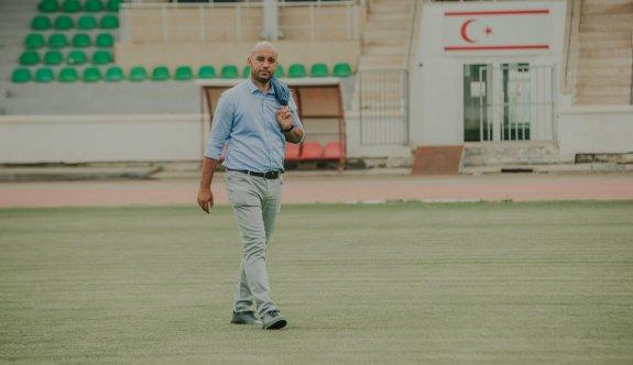 Birinci'den, Anorthosis sahasını futbola kazandırma projesi