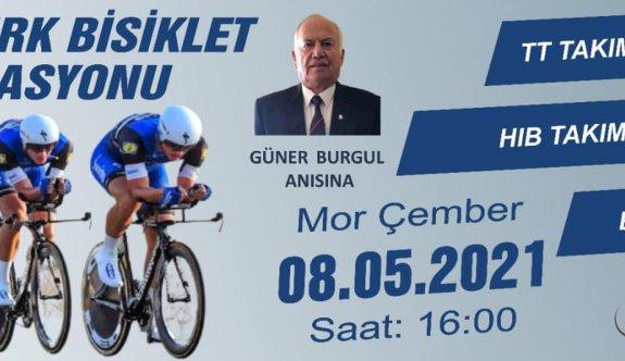 Bisiklette ilk yarış Burgul anısına olacak