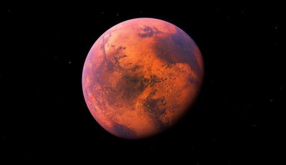 Bütün dünyanın gözü Mars'ta