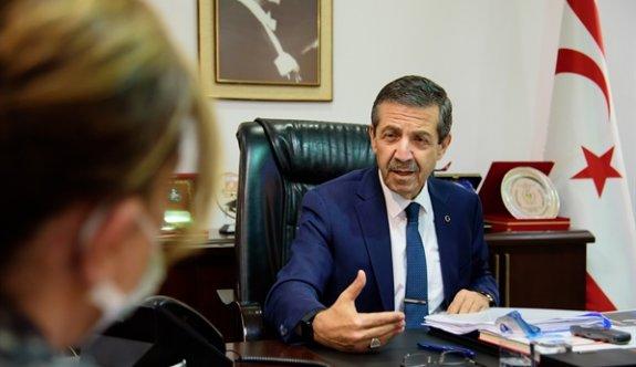 """""""Cenevre görüşmeleri, Kıbrıs konusunda bir dönüm noktası oldu"""""""