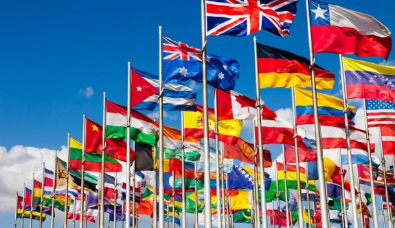 Dünya bayrakları hakkında ilginç bilgiler