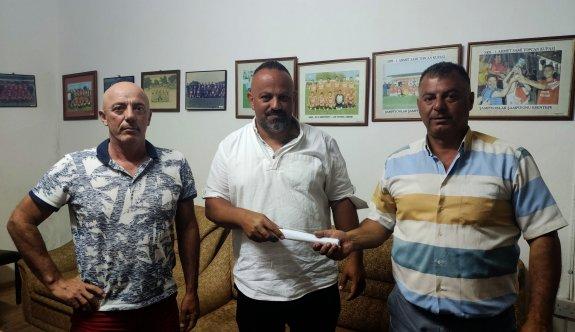 Esentepe'de İbrahim Beyazbayram yeniden başkan
