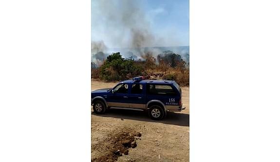 Esentepe'de korkutan yangın