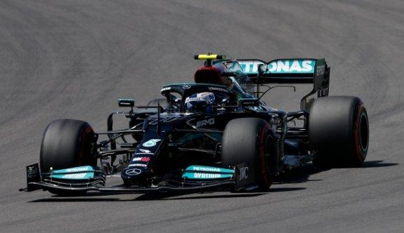F1 Portekiz GP'de pole pozisyonu Bottas'ın