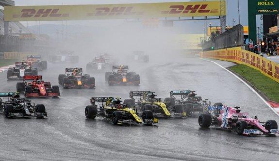 F1 Türkiye GP'si resmen iptal edildi