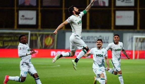 Giresunspor'un 44 yıllık Süper Lig hasretti bitti