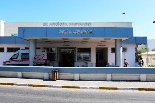 Girne'de PCR testleri artık Girne Akçiçek Devlet Hastanesi'nde yapılacak