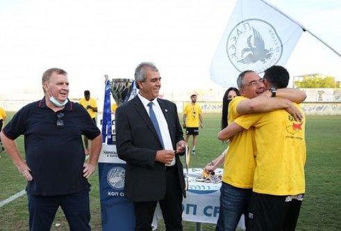 Girneliler'den siyasi mesajlı şampiyonluk kutlaması