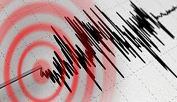 Güzelyurt Körfezi'nde 4,5 şiddetinde deprem