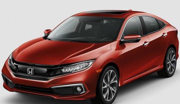 Honda'nın 11'inci nesil Civic Sedan'ı yıl sonunda gelecek