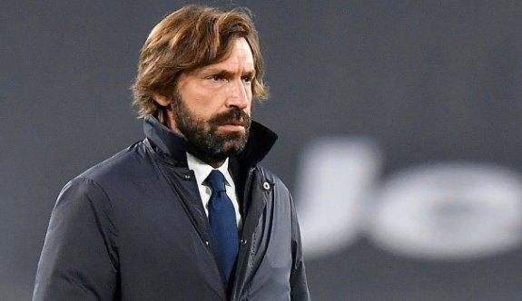 Juventus, Pirlo ile yolları ayırdı