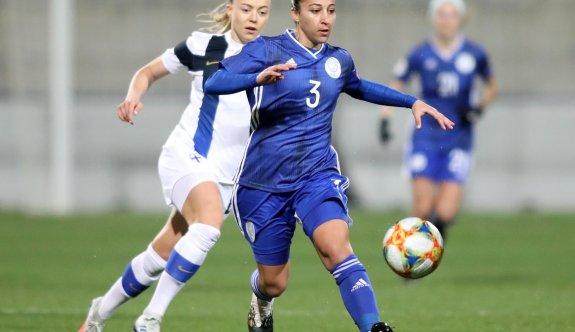 Kıbrıslı kadınlar, Dünya Kupası elemelerinde