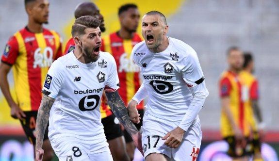 Kral, Lille'i şampiyonluğa taşıyor