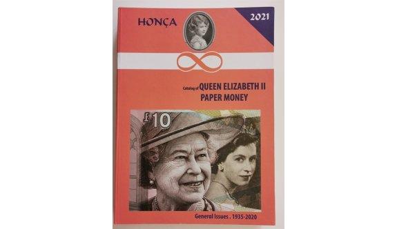 Kraliçe II. Elizabeth paraları tek kitapta toplandı