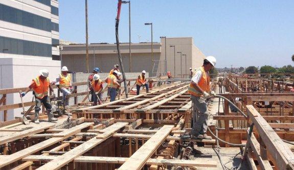 Lefkoşa'da bir inşaat şirketinde çalışan 85 kişi pozitif