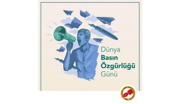 """""""Özgür basın, demokrasinin temel taşıdır"""""""