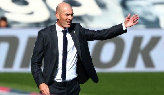 Real Madrid'de beklenen istifa gledi