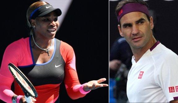 Serena Williams'ın favorisi Federer