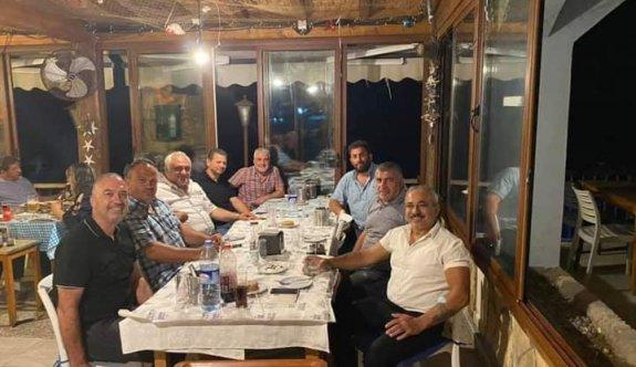Sertoğlu, Girne kulüpleriyle buluştu