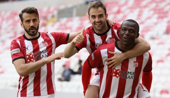Sivasspor, Avrupa'nın en iyileri arasında