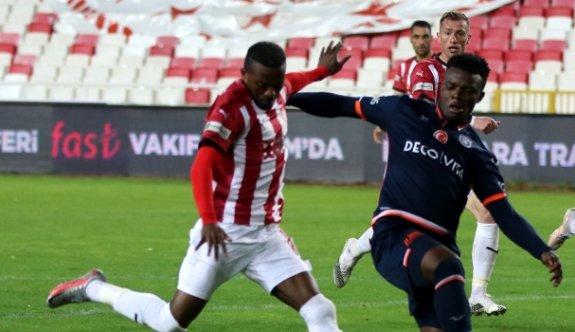 Sivasspor'un serisi 17 maça çıktı
