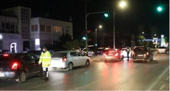 Sokağa çıkma yasağını ihlal eden 14 kişiye ceza kesildi