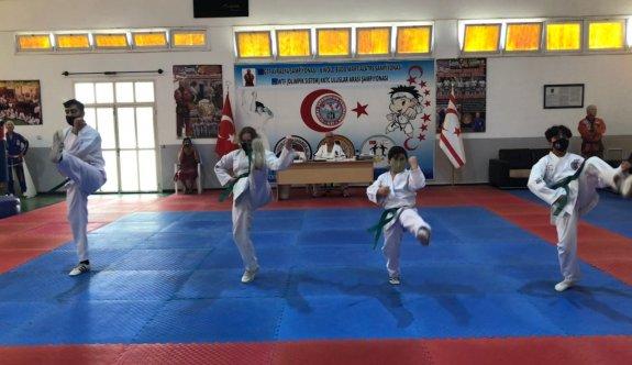 Taekwondoda lig başladı