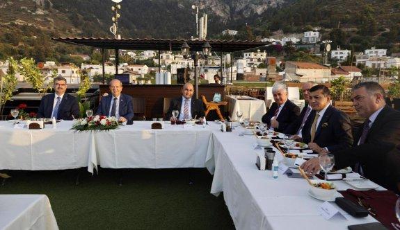 Tatar: Türkiye'yle ilişkilerin çok daha ileriye taşınması arzusu içerisindeyim