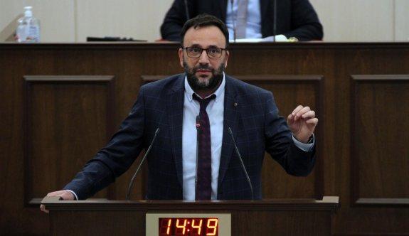 TDP'nin önerdiği Ev İçi Şiddet Yasa Tasarısı'nın ivediliği Meclis'te onaylandı