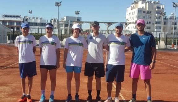Teniste Mağusa ve Lefkoşa'nın haftası