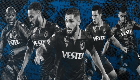 Trabzonspor'da 5 futbolcuya veda edildi