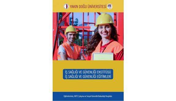 YDÜ'de iş sağlığı ve güvenliği eğitimleri verilecek