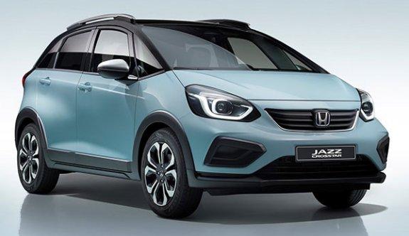Yeni Honda Jazz hibrit teknolojisiyle geldi