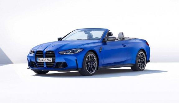 Yeni nesil BMW M4 Convertible