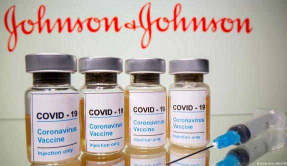 18 yaş üzeri herkese Johnson&Johnson aşıları yapılacak