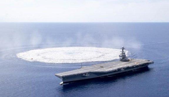 ABD Donanması'nın   patlayıcı testi  deprem yarattı