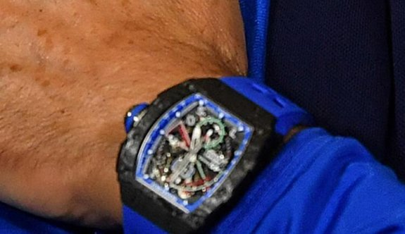 Acun Ilıcalı'nın yeni saatinin değeri dudak uçuklatıyor