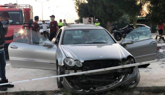 Alayköy yakınlarında kaza: 1 ölü