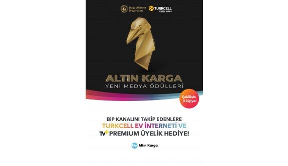 'Altın Karga Yeni Medya Ödülleri'nde sona doğru!