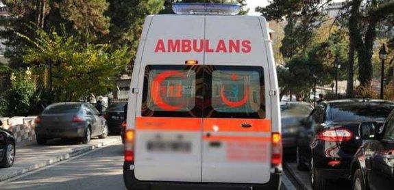 Ambulansa bile yol vermekten aciz sürücülerimiz var