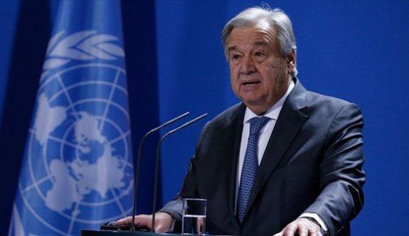 Antonio Guterres, ikinci kez BM Genel Sekreterliğine atandı