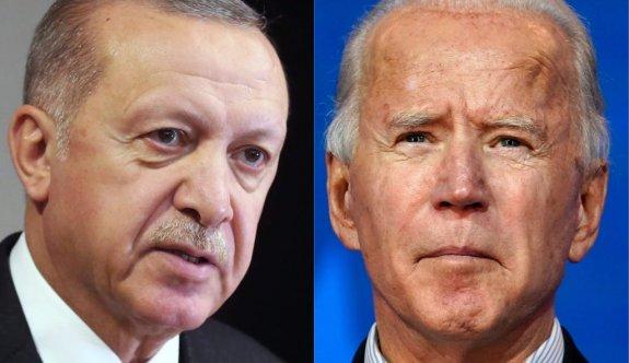 Biden, Kıbrıs sorununu Erdoğan'ın önüne koyacak