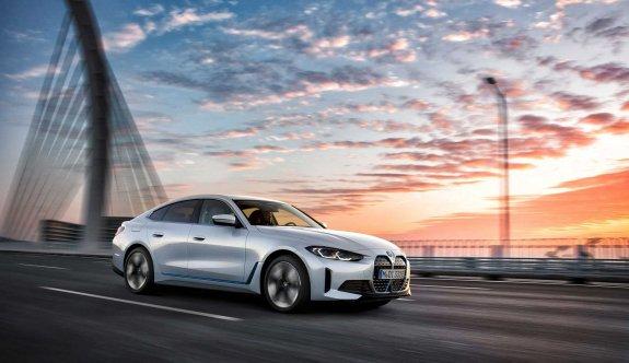 BMW 4 Serisi Gran Coupe tamamen elektrikli