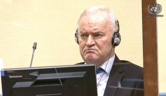 Bosna celladının cezası onandı