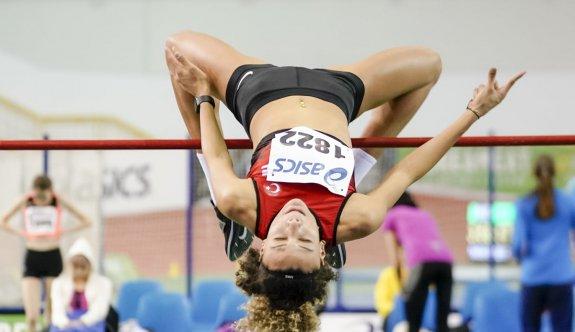 Buse, Balkan Şampiyonası'nda tecrübe kazandı