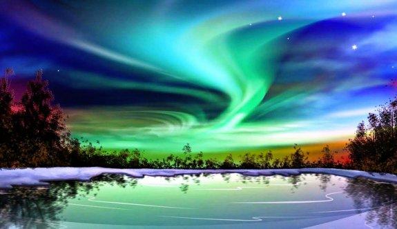 Büyüleyici Kuzey Işıkları'nın sırrı çözüldü