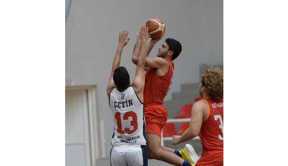 Çetinkaya basketbolda da efsane